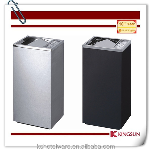 fireproof dustbin for outdoor