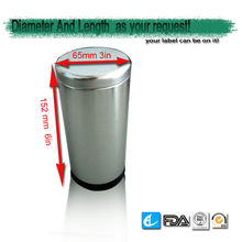 2013 new round tea tin cans high quality and inexpensive