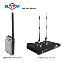 Mini COFDM hd wireless video transmitter and receiver