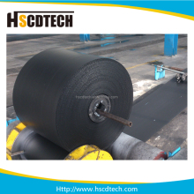 800mm width 2 ply rubber conveyor belt for mining