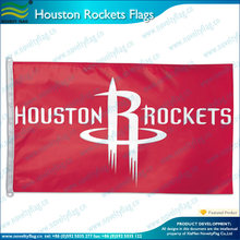 polyester MBL 3x5ft Houston Rockets flag