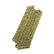 Motorcycle Parts Drive Chain 520 Pitch Heavy Duty Gold O-Ring Chain