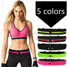 YS factory 2017 wholesale Waist Bag Sport Running Waterproof belt Bag