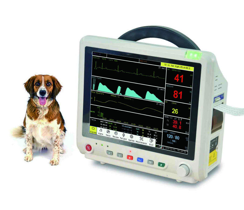 Horse/Dog/Cat Veterinary Patient Monitor PM5000V