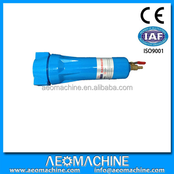 Screw Air Compressor Part Pipe Air Filter