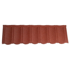 TRUSUS High Quality Shake Series FX Color Stone Coated Metal Roof Tile