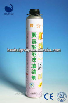 Professional Polyurethane Expanding Foam Insulation sealant