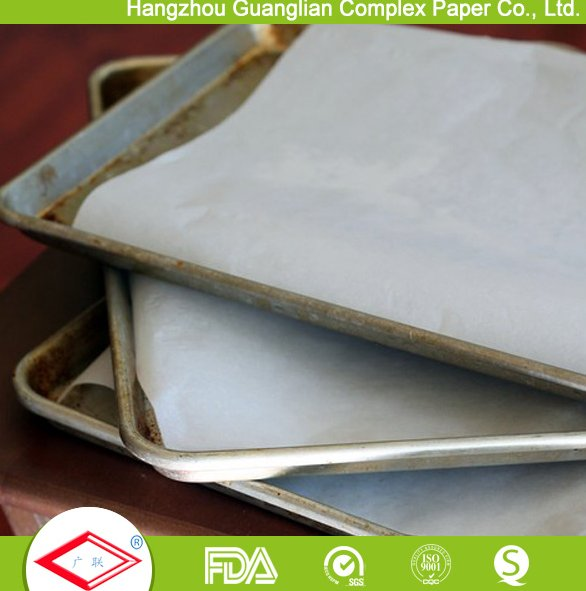 Silicone Coated 600x400 Baking Paper