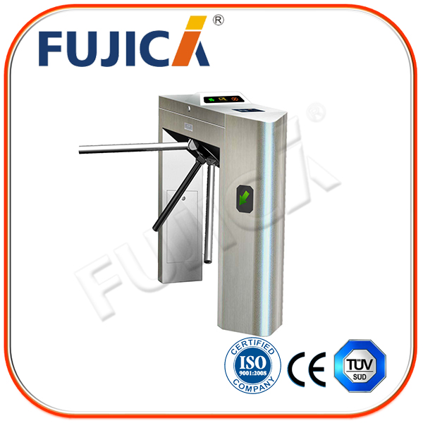 Electronic Tripod turnstile security entrance gates