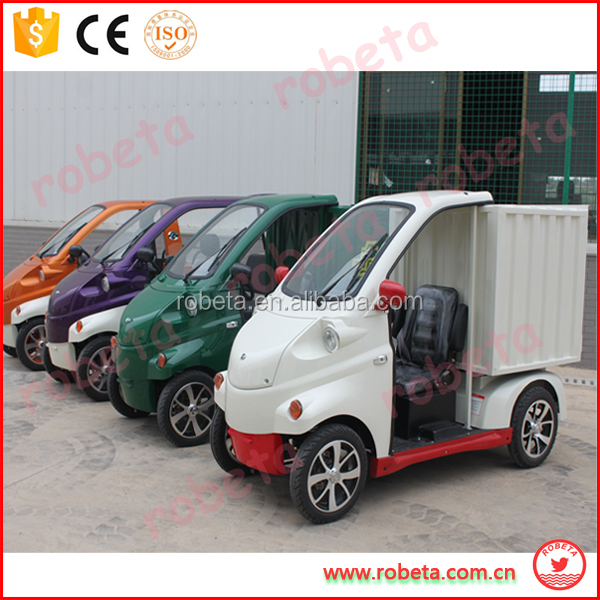 disable people use electric car with open roof / Whatsapp: +86 15803993420