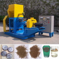 All kinds of fish floating feed machine for sale
