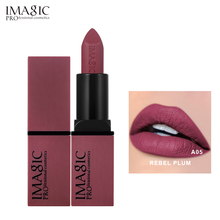 Imagic waterproof makeup lipstick oem matte lipstick set