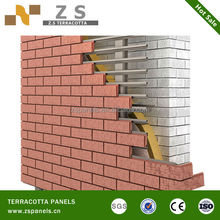 01220903 ZSR Corium wall brick cladding system klinker price, cladding veneer tile, facing brick price