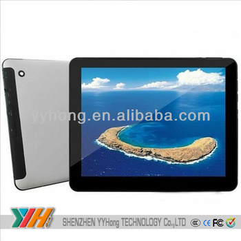 New Model android tablet 3g sim slot Android4.0 tablet android 10.1 inch