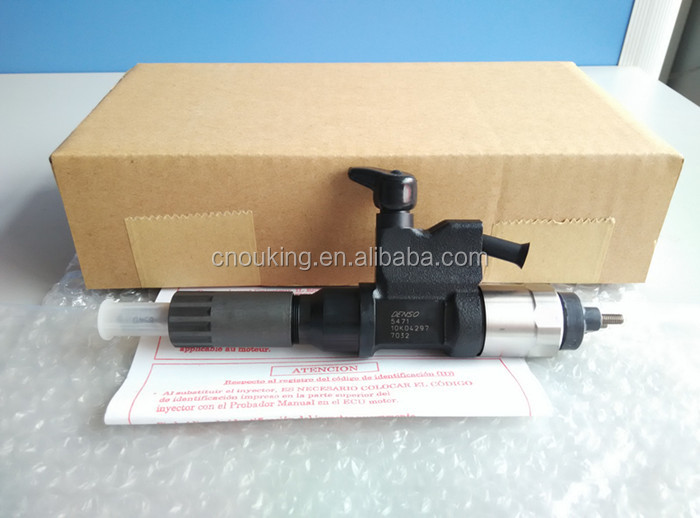 095000-5471, Original common rail injector 0950005471, 8973297032, used for 4HK1, 6HK1