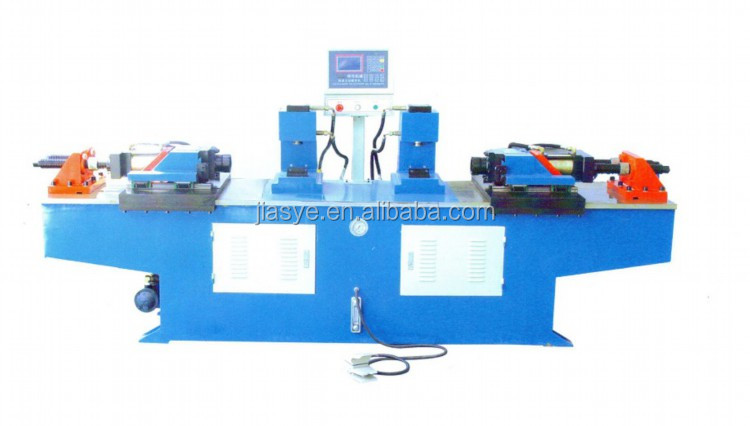 JSY double head steel tube end forming machine