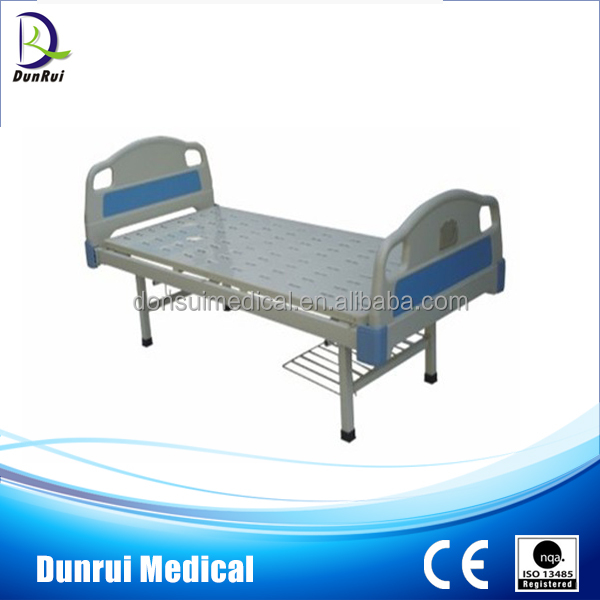 DR-G805 FDA/CE/ISO Hot Sale ABS Head and Foot Board Hospital Normal Bed