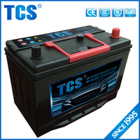 used car batteries lead acid battery automobile 12V 75ah car battery