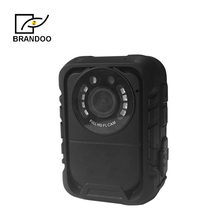 HD 1296P 64GB Police Cam DVR Hands Free Ambarella A7 Police Body Security Worn Camera