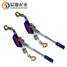 Wire rope tensioner