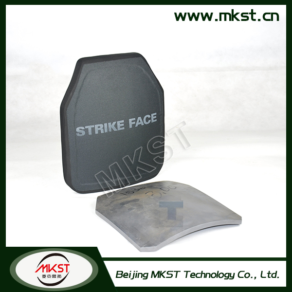 MKST Armor Bullet Proof Vest Use Silicon Carbide Ballistic Bulletproof Plate