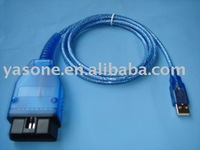 OBD2 16pin connector to USB cable