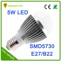 Promotion CE ROHS SMD5730 5w 2017 hot china products wholesale