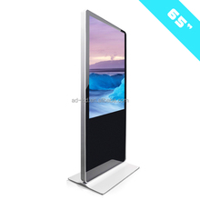 65 inch shopping mall digital signage screen digital signage display stands