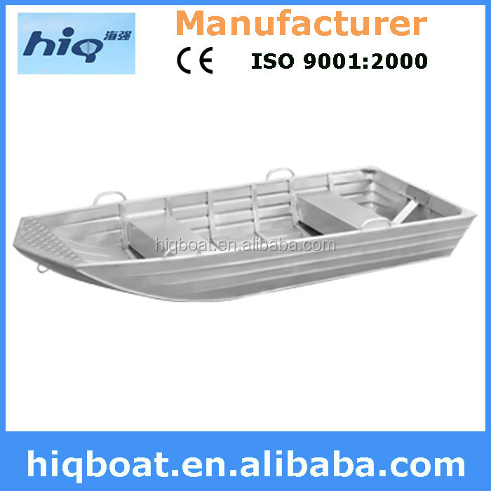 10ft 12ft 14ft 15ft 16ft welded aluminum recreation Boat