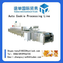 T&D shanghai dough extruder of cookies and biscuit for food machine