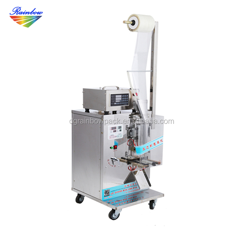 Automatic multifunction bag juice filling and sealing machine