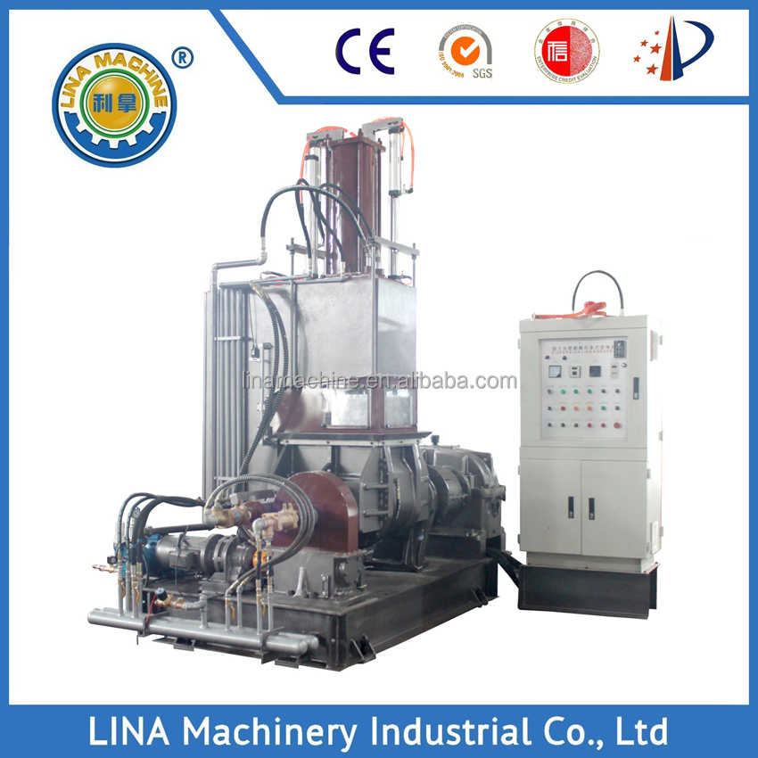 Customized rubber auxiliaries making machine dispersion kneader/internal mixer/kneader machine for mass production