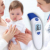 Ear&Forehead Digital Thermometer with CE and FDA approved