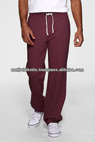 100 % COTTON MENS PLAIN SWEAT PANT