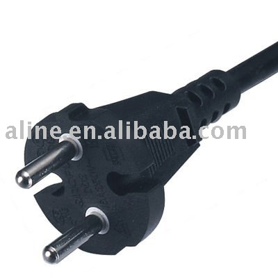 Korea 2 pin Power Cord