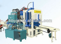 Hot selling concrete block making machine of semi automatic type QTJ4-20 (Hongbaoyuan Brand)