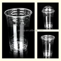 32oz 1000ml Disposable PET Plastic Cups