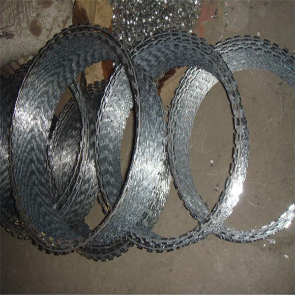 clips razor wire BTO22 normal type