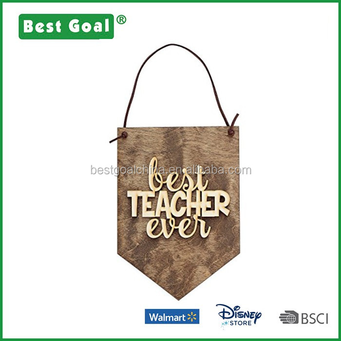 Back to School Gifts for Teachers Teacher Appreciation Present wood sign