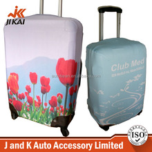 Environmental friendly material made cover, protective cover luggage, luggage cover