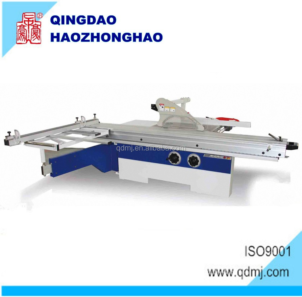 Woodorking Sliding Table Cutting panel saw machine