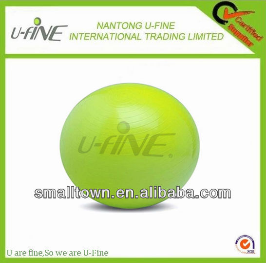 2017 HOT SALE AND HIGH QUALITY 75CM GYM BOUNCE BALL