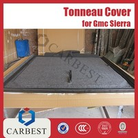 High Quality Hard Tonneau Cover Gmc Sierra Parts 1500, Crew/Ext Cab, 5.7' Short Bed 2013