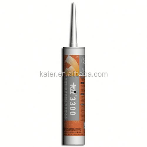 China supplier eminent quality auto glass silicone sealant