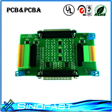 pcba assembly , video circuit board , alco electronics with High Density Interconnect