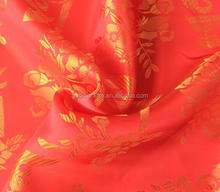 Textiles Piece Goods Viscose Jacquard Fabric