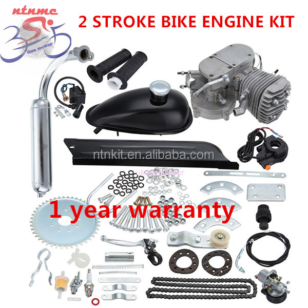 High Quality 2 Stroke Engine 60cc /Motorized Gas Kit Engine 60cc