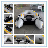 High quality TPU rib hypalon inflatable boat with good quality