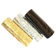 Gold Serpentine Roll Crepe Paper Streamers