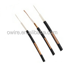 ShenZhen Owire <span class=keywords><strong>cable</strong></span> cu/cca/ccs barato rg6 <span class=keywords><strong>cable</strong></span> coaxial Para TV